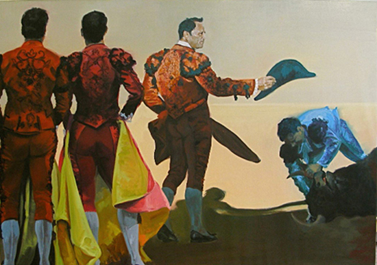 "Interview with Eric Fischl Tauromachy: Eric Fischl's ""Corrida in Ronda"" Paintings"