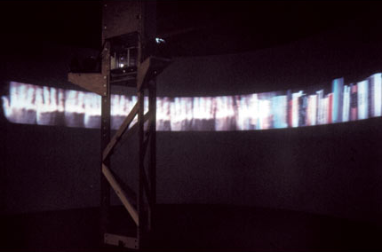 Being-with a Loss: The Productive Possibilities of Darkness in Gary Hill's Dervish (1993-95).