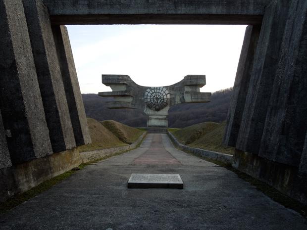 Speaking of Time: The Ethics and Aesthetics of Framing Yugoslavia's Spomenik Post '89