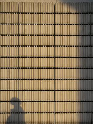 Rachel Whiteread, Holocaust Memorial, Vienna. © Wikicommons.