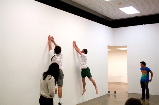 I Would Rather Be the Worst at Something Than the Best: Athleticism and Masculinity in Contemporary New Zealand Art