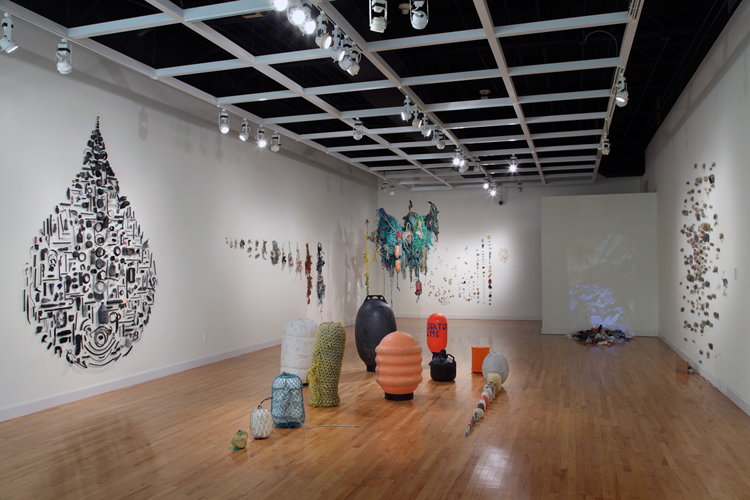 What Once Was Lost Must Now Be Found (Chronicling Crimes Against Nature) installation view