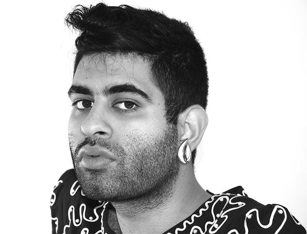 AJAMU, Alok Vaid-Menon: Performance Artist, Community Organizer, 2016, Digital photograph.